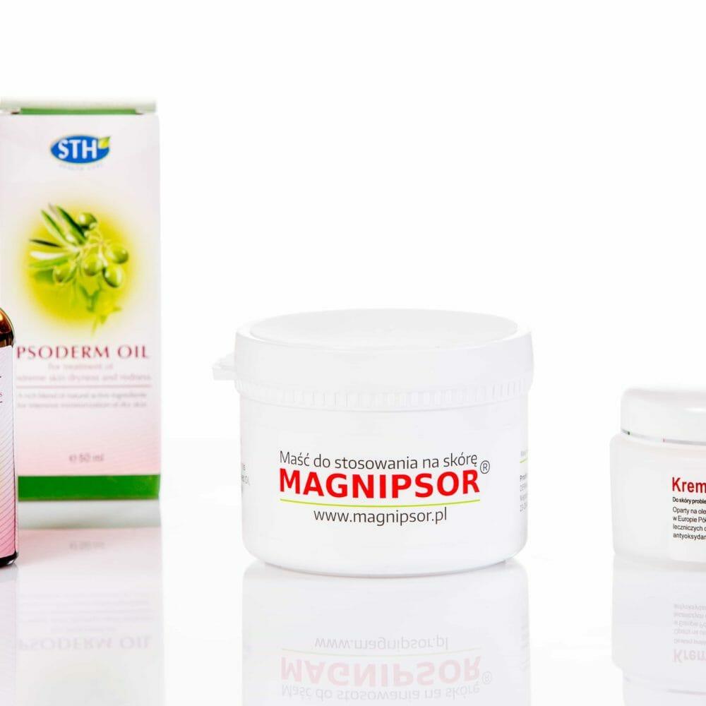 Psoriadin, Magnipsor, maści na łuszczycę skóry