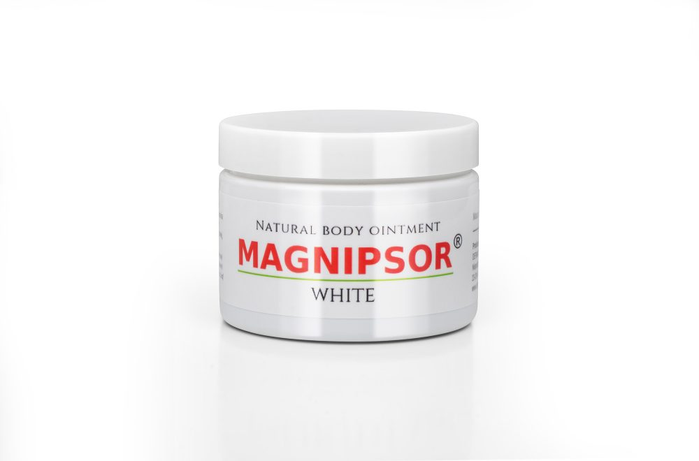 Maść na łuszczycę - Magnipsor White 150ml