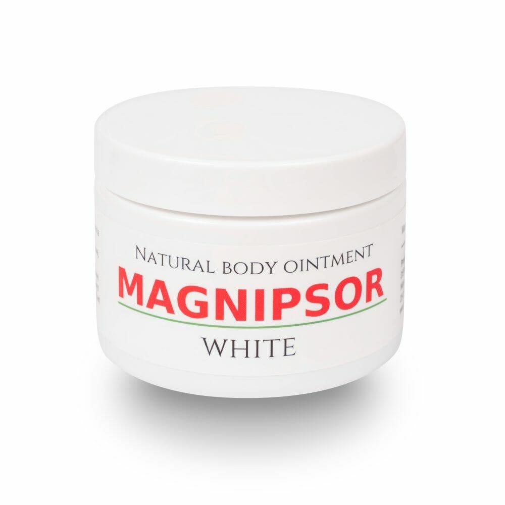 Maść na egzemę bez recepty - Magnipsor White